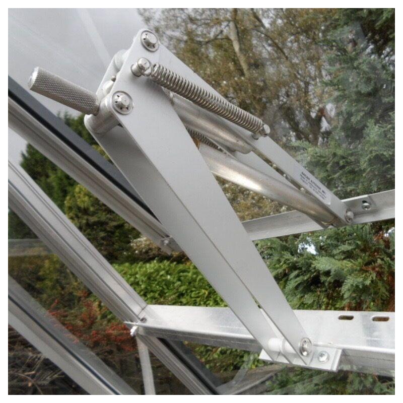 Hüdraulilise sulguriga Mk 7 Bayliss Autovent katuseakna automaatavaja